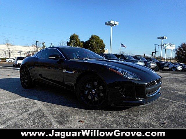 Certified Pre-Owned 2015 Jaguar F-TYPE V6 With Navigation
