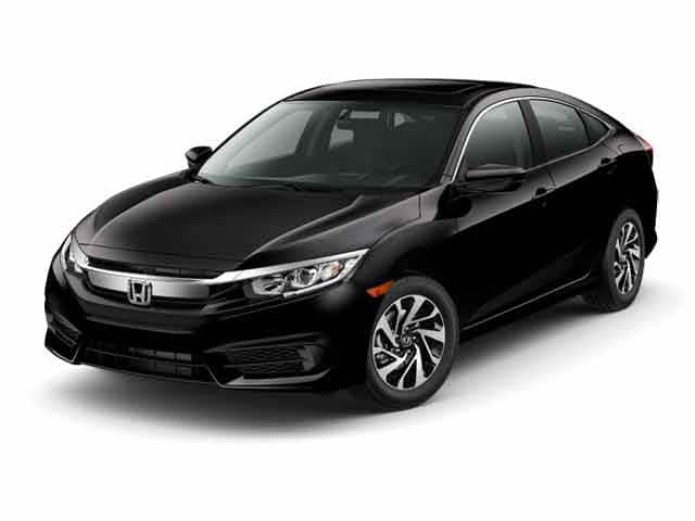 Used 2016 Honda Civic Sedan 4dr CVT EX w/Honda Sensing in Temecula