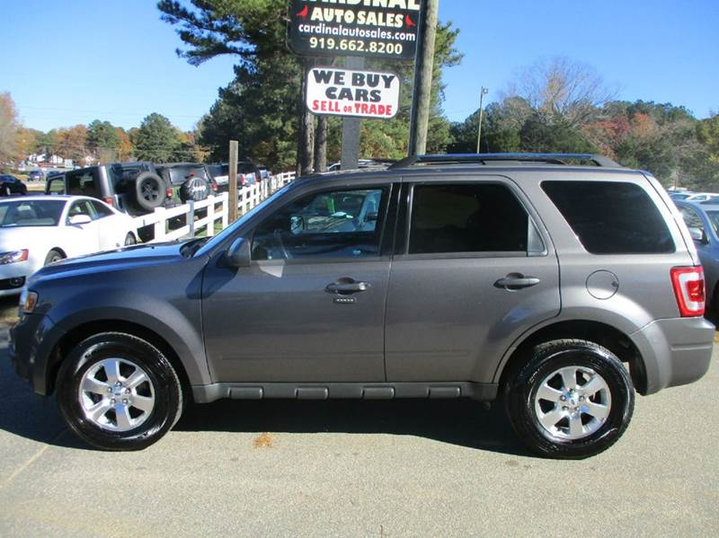 2009 Ford Escape Limited 4dr SUV