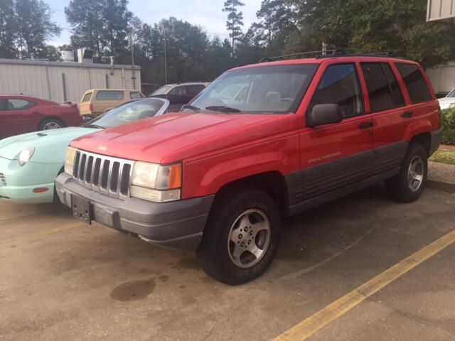 1996 Jeep Grand Cherokee Laredo 4dr SUV
