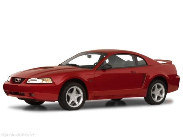 2000 Ford Mustang GT GT Fastback