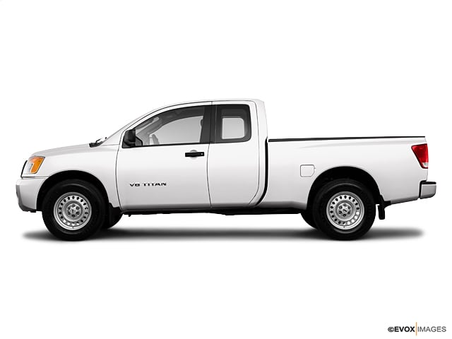Pre-Owned 2010 Nissan Titan XE Truck King Cab in Greensboro NC