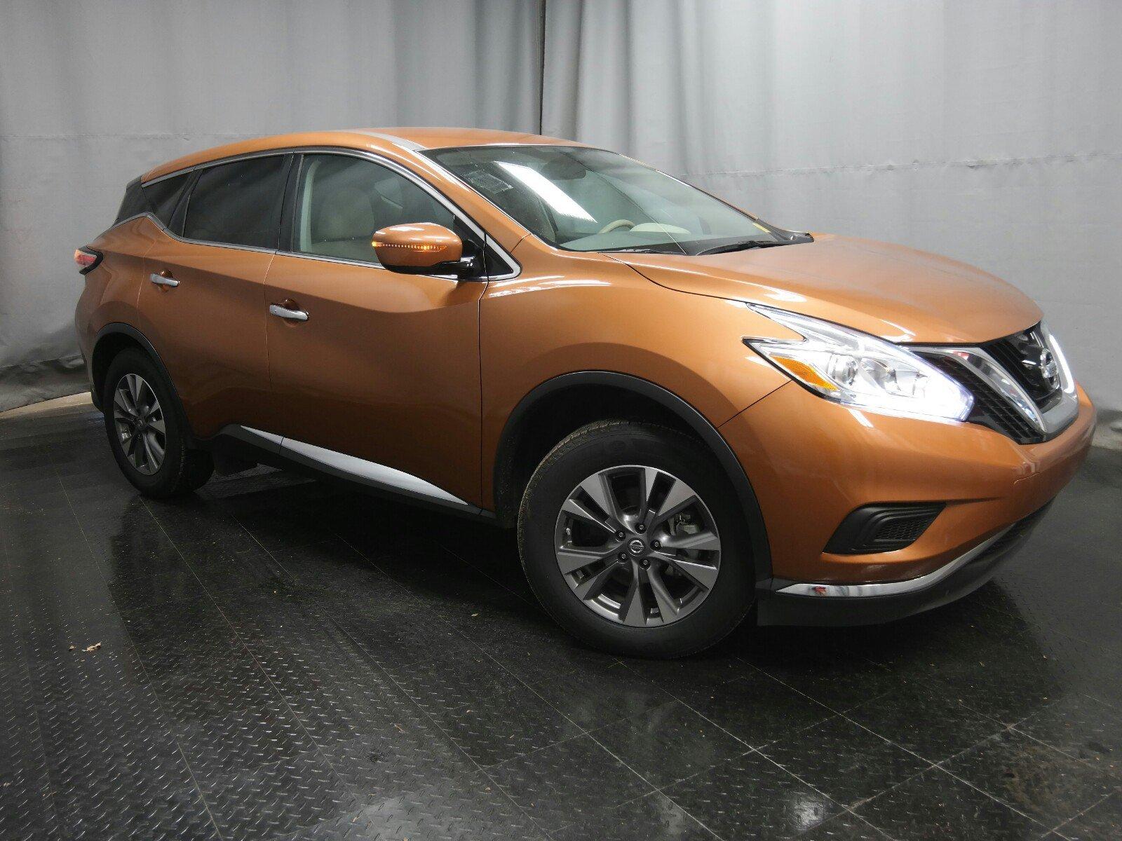 2017 Nissan Murano SV SUV Front-wheel Drive