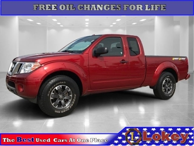 Used 2014 Nissan Frontier SV Truck in Clearwater, FL