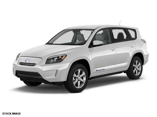 2014 Toyota RAV4 EV Base SUV Front-wheel Drive | Near Middletown