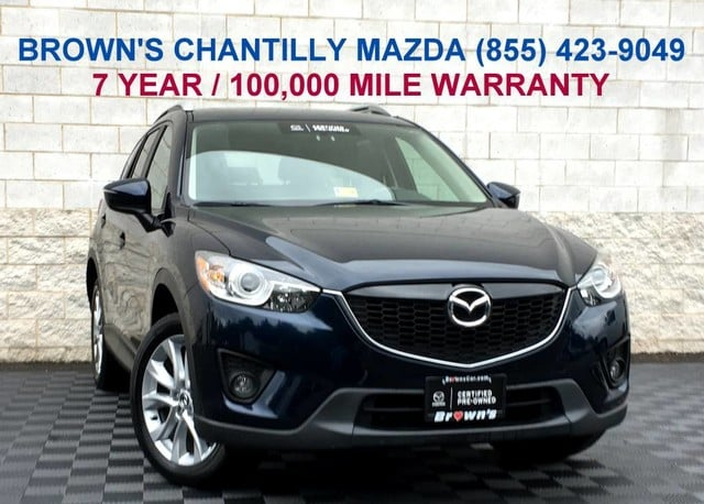 2015 Mazda CX-5 Grand Touring SUV in Chantilly