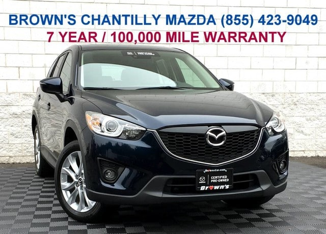 2015 Mazda CX-5 Grand Touring w/Technology Package SUV in Chantilly