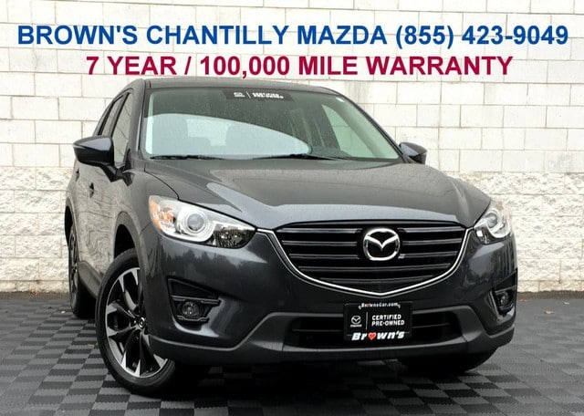 2016 Mazda CX-5 Grand Touring SUV in Chantilly