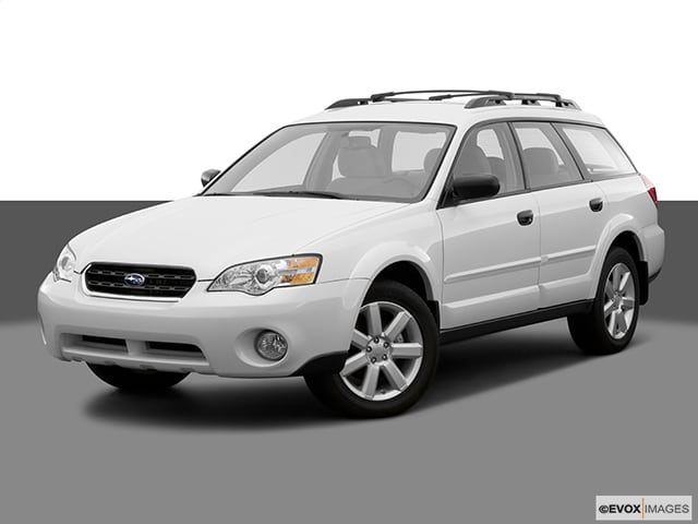 2007 Subaru Outback I Wagon All-wheel Drive
