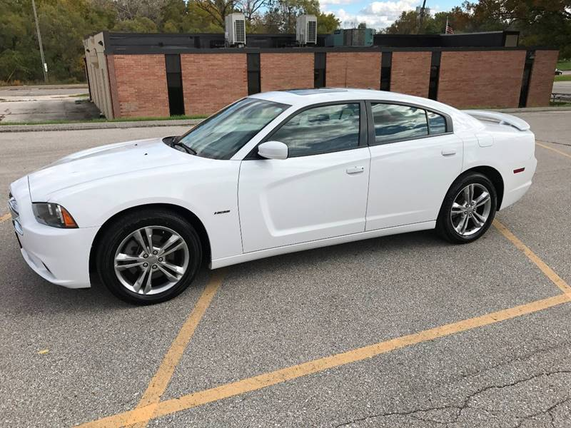 2012 Dodge Charger AWD R/T Plus 4dr Sedan