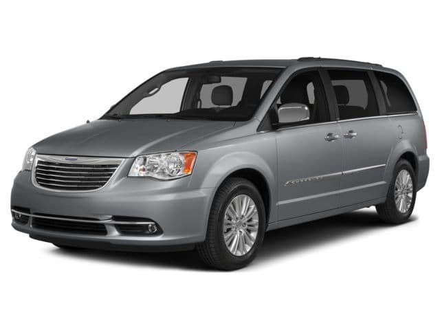 Used 2016 Chrysler Town & Country Touring Minivan/Van 6-Cylinder SMPI DOHC for sale in O'Fallon IL
