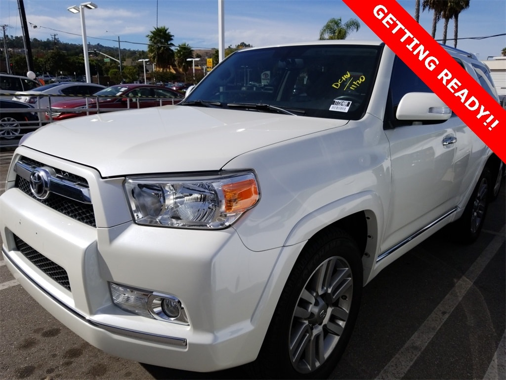 Used 2012 Toyota 4Runner Limited in Torrance CA