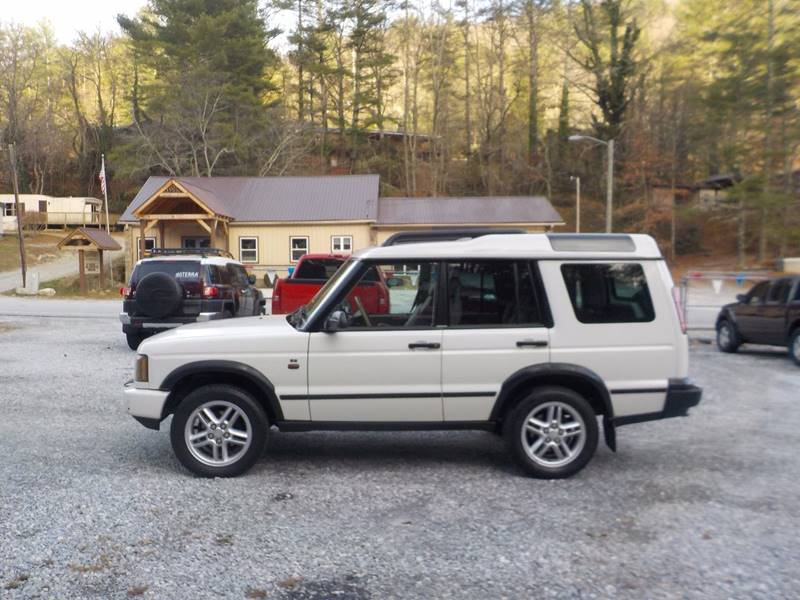 2004 Land Rover Discovery SE 4WD 4dr SUV