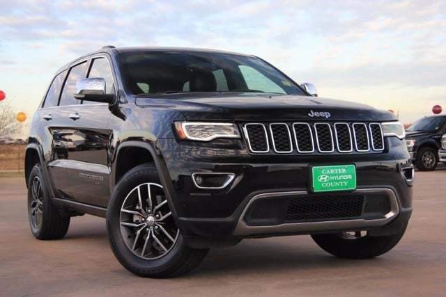 Used 2017 Jeep Grand Cherokee 4X4 ONLY 17K MILES LIMITED EDITION FACTORY WARRANT in Ardmore, OK