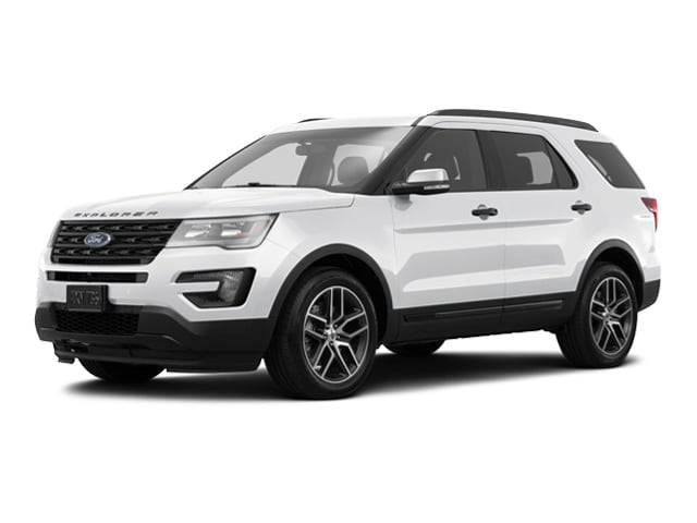 Used 2016 Ford Explorer Sport SUV 4x4 - Boone, NC