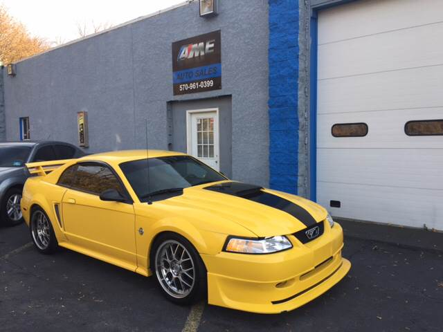 1999 Ford Mustang GT 2dr Fastback