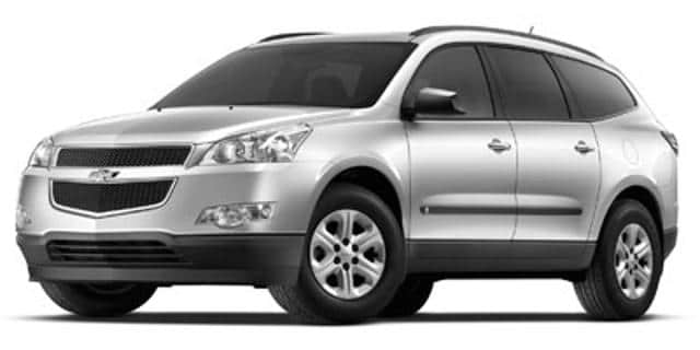 Pre-Owned 2009 Chevrolet Traverse LS SUV for sale in Freehold,NJ