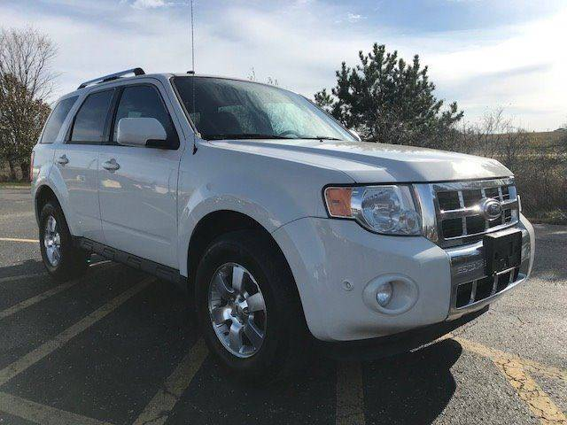 2011 Ford Escape AWD Limited 4dr SUV