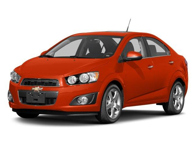 Used 2013 Chevrolet Sonic 4dr Sdn Auto LT For Sale Chicago, Illinois