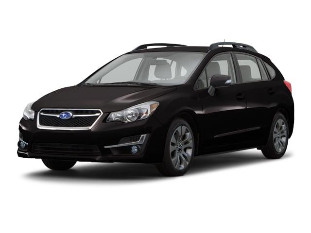 2015 Subaru Impreza 2.0i Sport Premium Sedan