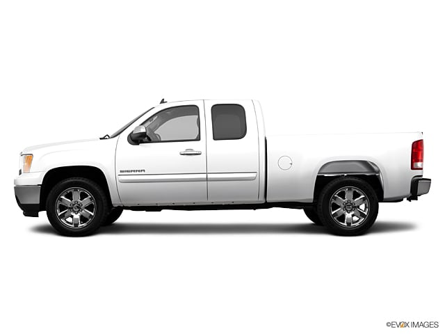 Used 2013 GMC Sierra 1500 SLE 4WD Ext Cab 143.5 Truck Extended Cab in Houston