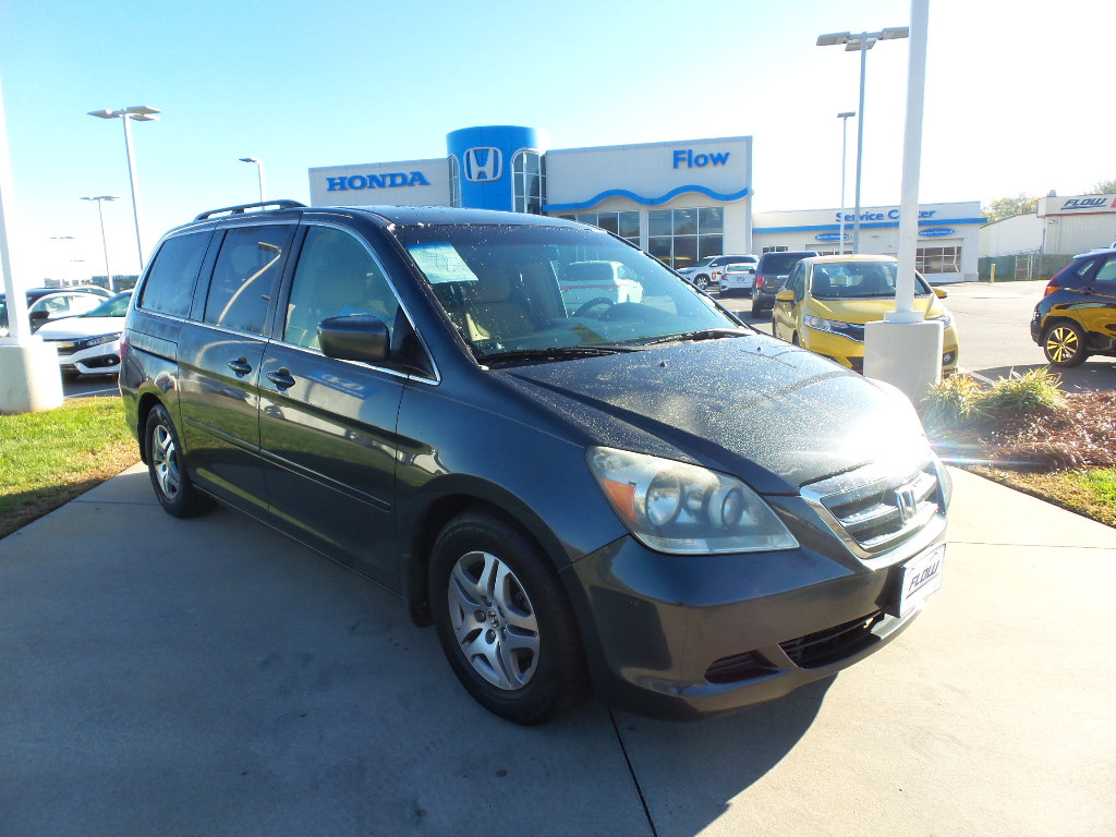 2005 Honda Odyssey EX Passenger Van