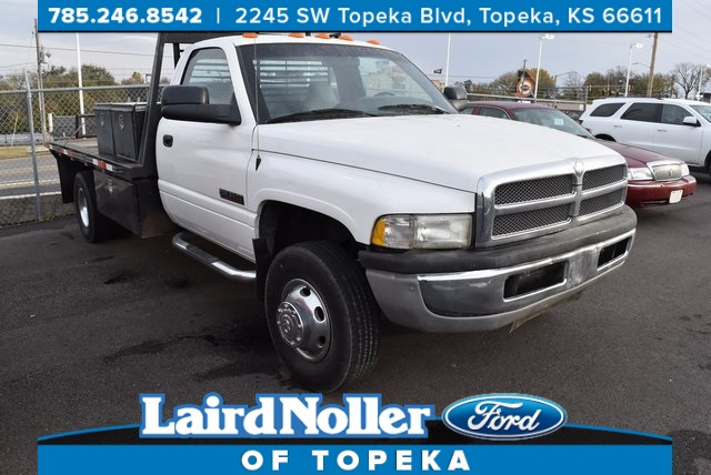 Pre-Owned 2002 Dodge Ram 3500 ST RWD 2D Standard Cab