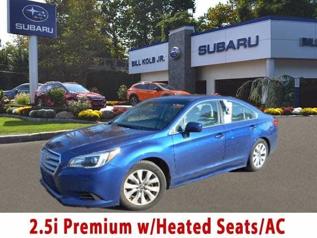 2016 Subaru Legacy 2.5i Premium w/Heated Seats/AC Sedan