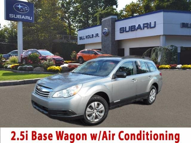 2011 Subaru Outback 2.5i Wagon w/Air Conditioning Wagon