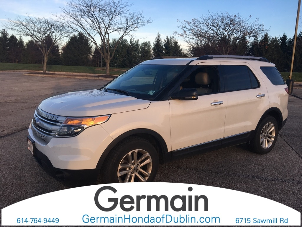 Used 2011 Ford Explorer XLT For Sale Dublin OH | Stock# H180047A