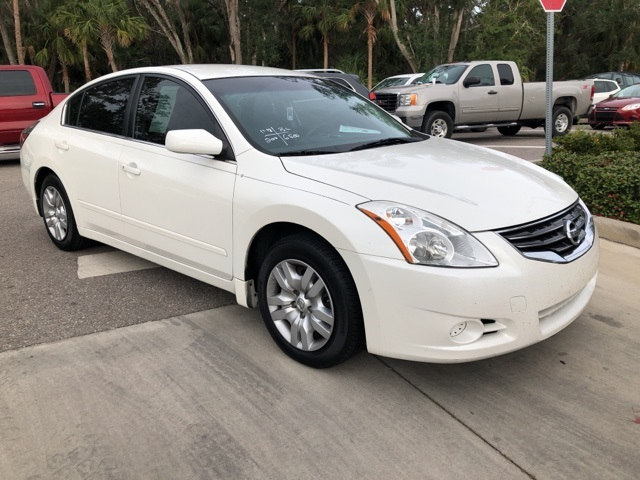 2011 Nissan Altima 2.5 Sedan I-4 cyl