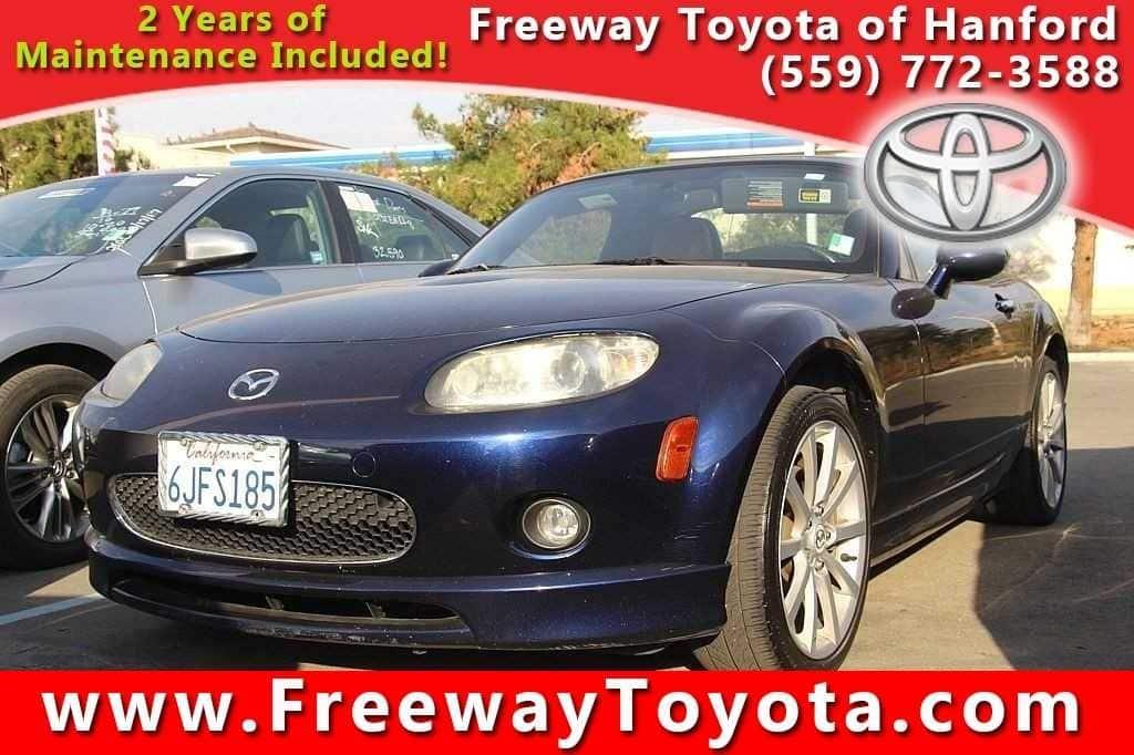 2007 Mazda MX-5 Convertible Rear-wheel Drive - Used Car Dealer Serving Fresno, Tulare, Selma, & Visalia CA
