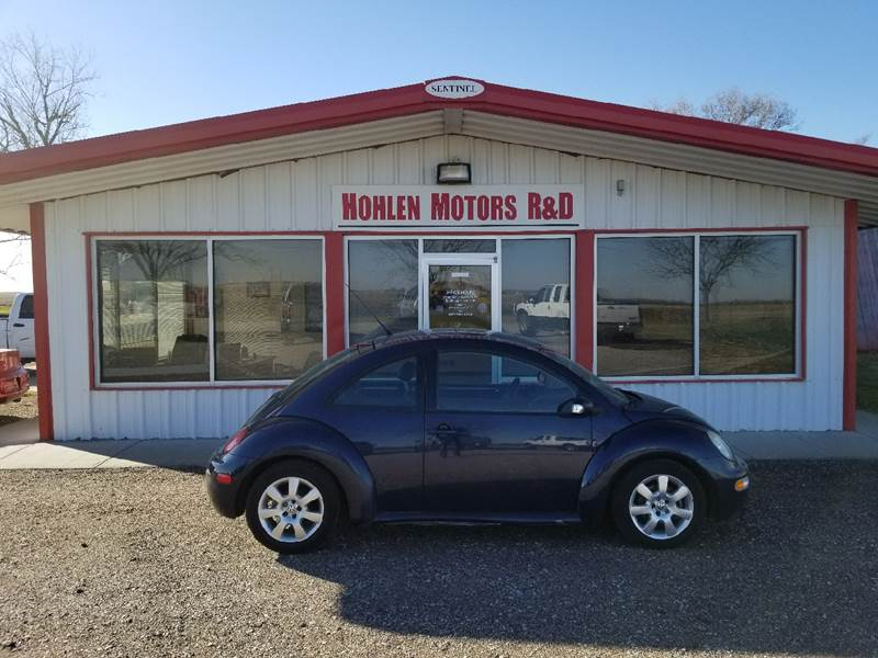 2003 Volkswagen New Beetle 2dr GLX 1.8T Turbo Coupe
