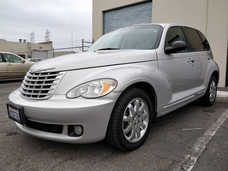 2007 Chrysler PT Cruiser Limited 4dr Wagon
