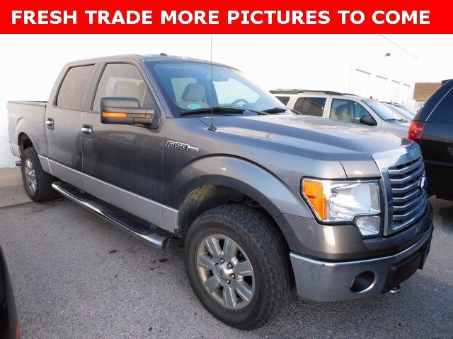 PRE-OWNED 2010 FORD F-150 XLT 4WD
