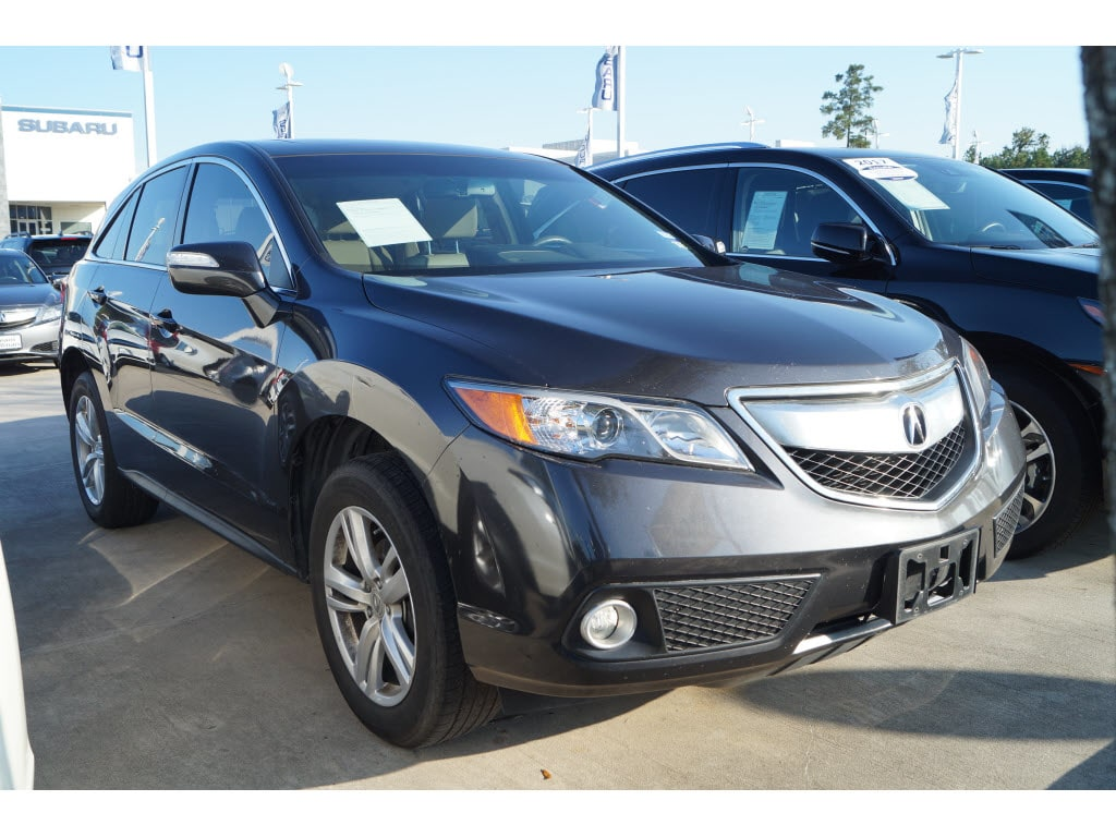 2015 Acura RDX Base w/Technology Package