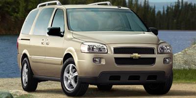 2006 ChevroletUplander 4dr Ext WB FWD LS