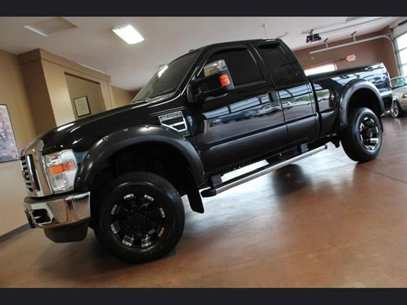 2010 Ford F-250 Super Duty Super Duty XLT 4X4