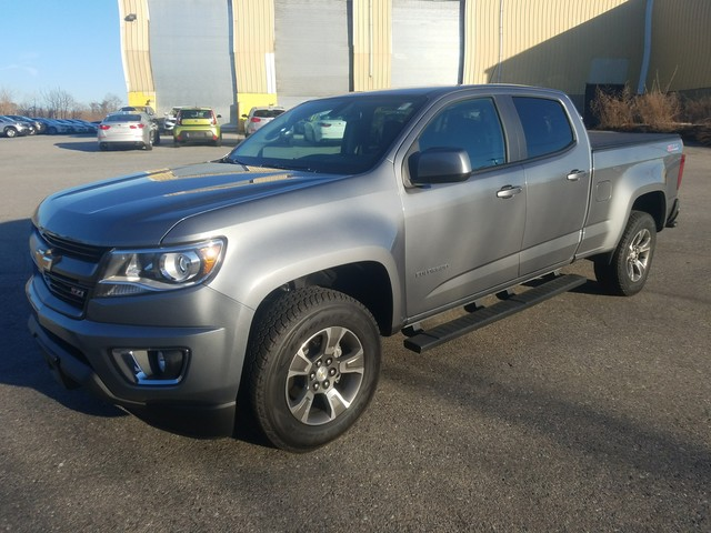 Certified Pre-Owned 2018 Chevrolet Colorado 4WD Z71 Four Wheel Drive Standard Bed