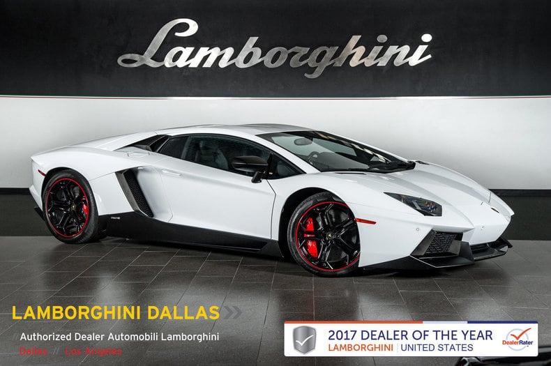 Used 2012 Lamborghini Aventador For Sale Richardson,TX   Stock# 16L0041A VIN: ZHWUC1ZD3CLA00107