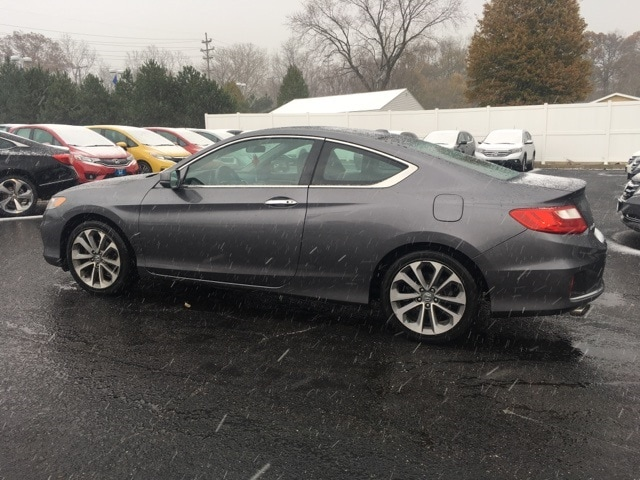 Used 2014 Honda Accord EX-L Coupe in Akron OH