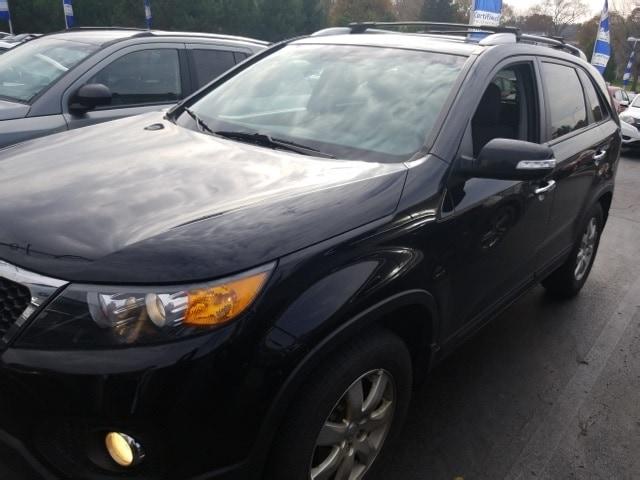 Used 2013 Kia Sorento LX SUV in Akron OH