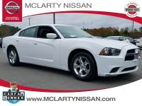 Pre-Owned 2014 DODGE CHARGER 4DR SDN SE RWD Rear Wheel Drive Sedan