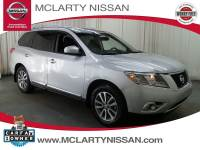 Pre-Owned 2015 NISSAN PATHFINDER SL Front Wheel Drive Sport Utility