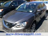 Pre-Owned 2016 Nissan Sentra FWD 4D Sedan