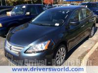 Pre-Owned 2015 Nissan Sentra FWD 4D Sedan
