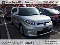 Certified Pre-Owned 2014 Scion xB Base FWD 4D Wagon