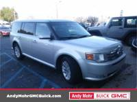 Pre-Owned 2012 Ford Flex SEL AWD 4D Sport Utility