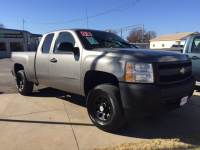 2008 Chevrolet Silverado 1500 2WD Work Truck 4dr Extended Cab 5.8 ft. SB