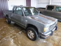 1988 CHEVROLET S10 PICKUP EXT CAB 4WD